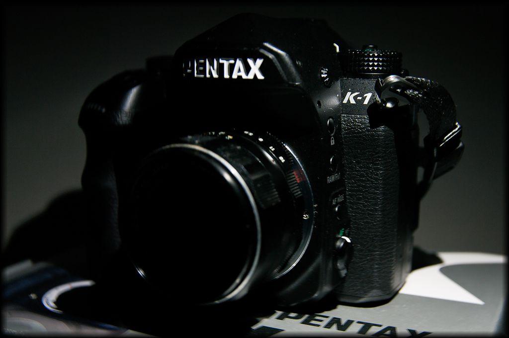 PENTAX K-1購入のお知らせを公開しました!
